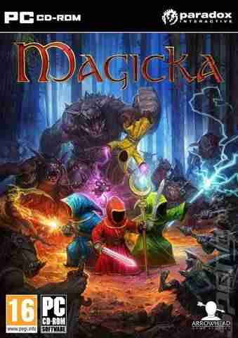 Descargar Magicka 2 [MULTI][ACTiVATED] por Torrent